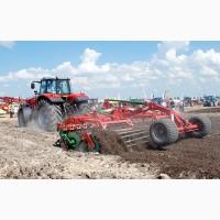 Дисковка земли Черкассы. Дискование почвы, услуги дисковки в Черкассах. Вспашка, рыхление
