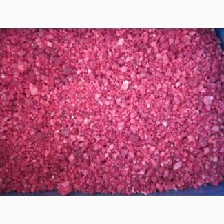 Продам замороженную крошку ягоды малины
