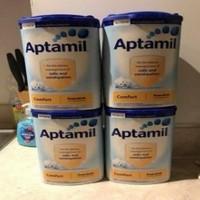 Малочны парашок Aptamil, Формула малака ўсяго Aptamil, Aptamil Baby Milk Plus 1, 2, 3