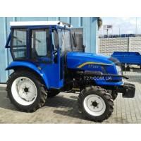 Мини-трактор Dongfeng-244C (Донгфенг-244C) с кабиной, сделанной в Украине