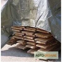 Тент для накрытия дров