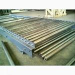 Ролик конвейерный ф 57 мм (подшипники 6205)