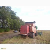 Услуги по уборки сельхозпродукции