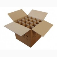 Гофрокартонная коробка (четырехклапанный ящик)