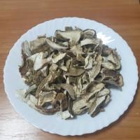 Продам сушений більй гриб