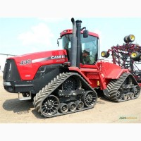 ������� ���������� CASE IH Quadtrac 430 � �������� ���������!