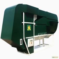 Безрешетний аэродинамический сепаратор ІСМ-40 ЦОК чистка / калибровка