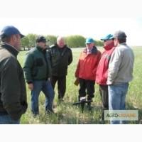 Технологическое сопровождение посева, защиты, питания, уборки полевых культур