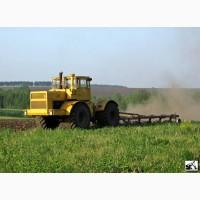 Услуги по обработке почвы (ДИСКОВАНИЕ, ВСПАШКА)