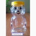 Баночка 750 мл. пищевая Мишка-медвежонок