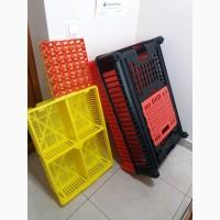 Ящики для перевозки живой птицы новые и б/у, корзины для перевозки птицы