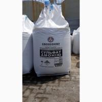 Сульфат амонію гранульований(21 азоту + 24 сірки)