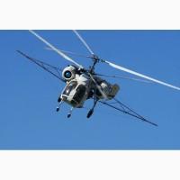 Услуги по защите растений вертолетом и самолетом Ан-2