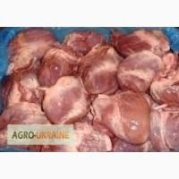 Сердце свиное 10 к/я и п/б целое Бельгия
