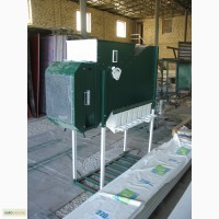 Аеродинамічний безрешетний сепаратор зерна ІСМ-10