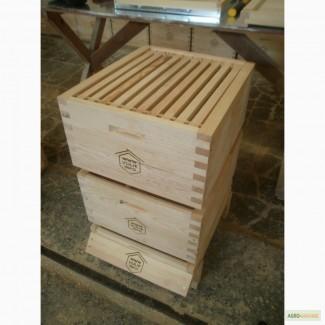 Улей деревянный дадан, рутта, лежаки