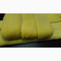 Шкуры желтой норки