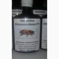 Настойка бджолиного підмору