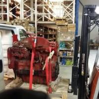 Капитальный ремонт двигателей CASE 1666 1680 2166 2366 2388 2188 Cummins 8.3 КЕЙС