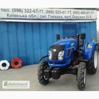 Мини-трактор DongFeng-244 (ДонгФенг-244) с широкой резиной | Купить