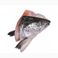 Selling Salmon Head