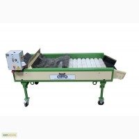 Оборудование машина для сухой очистки чистки овощей, картофеля, лука, моркови УСО-10