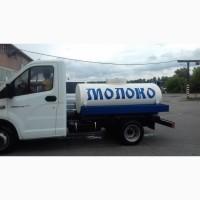 Молоковоз Газель Некст