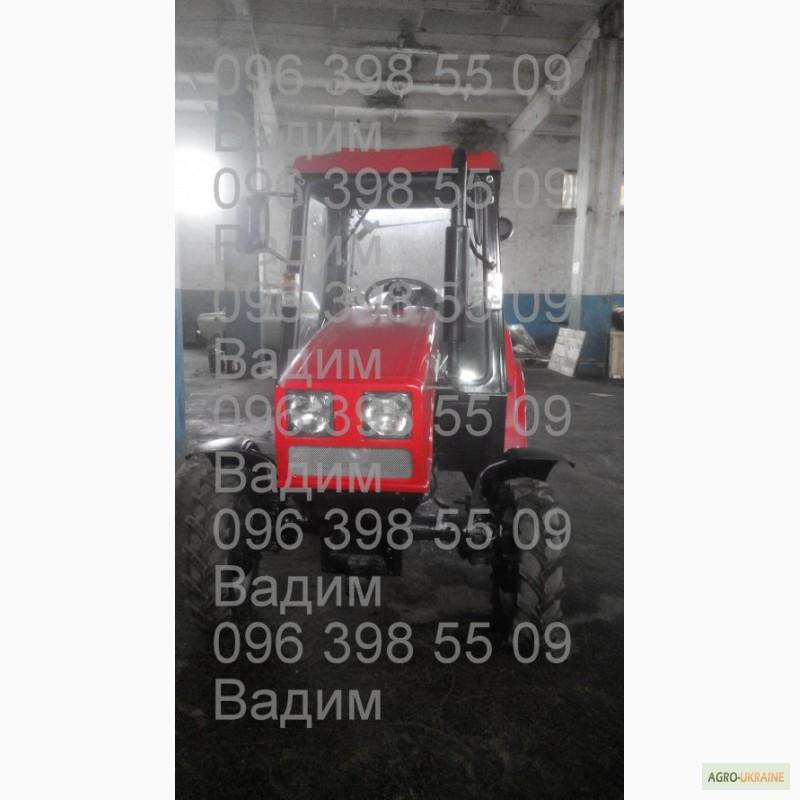 Колесный трактор МТЗ 1025: главные особенности техники