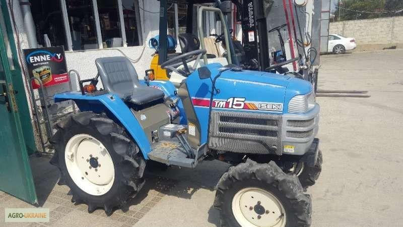 Продажа сельскохозяйственных тракторов Iseki б/у - купить.