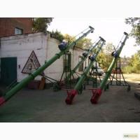 Продам погрузчик шнековый (транспортер шнек) L - 3-16 м от 2х до 80 т/ч