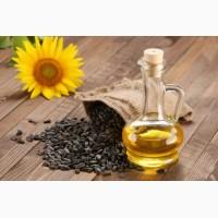 Продам подсолнечное масло рафинированное и не рафинированное