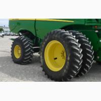 Продам колеса передні (спарка) з дисками на John Deere GOODYEAR 520/85 R42 б/у