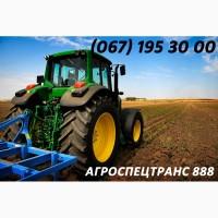 Услуги по пахоте (вспашке), а также дискованию, культивации и посеву почвы