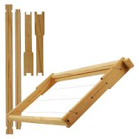 Рамки для ульев В Сборе Рута 230 мм с втулкой и н/ж проволокой