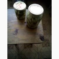 Продам білі гриби мариновані 0.5 та 1 літр