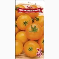 Продам насіння томату « Бурштиновий жовтий»