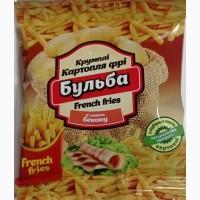 БУЛЬБА - смажена картопля з різними смаками 25г