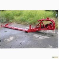 Косилка тракторная пальцевая(сегментная) КТП-2,1 на МТЗ,ЮМЗ с карданом!
