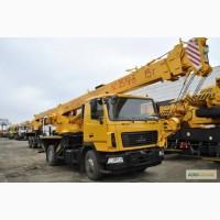 Автокран КС-3579-8-02 Машека 15 тонн
