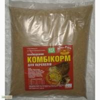 Комбикорм ТМ Агро-Рось для перепелов (промышленное выращивание)
