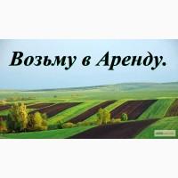 Аренда земли сельхозназначения (паи) Полтавская область