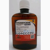Кокцидиостатик форте 0, 25% 100 мл Укрветбиофарм