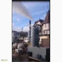 Твердотопливный паровой котел, производительностью до 500 кг пара/час