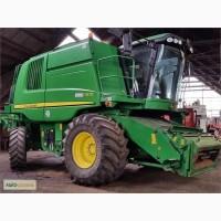 Продам зерноуборочный комбайн JOHN DEERE T670 недорого