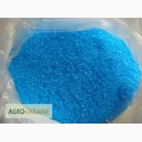 Медный купорос (сульфат меди (II)) фунгицид 75 грн/кг (мешок 25 кг)