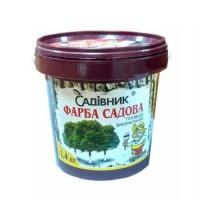 Фарба садова захисна Садівник 1, 4 кг в асортименті