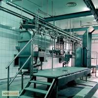 Транспортер конвейер для субпродуктов