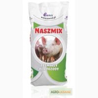 Премикс для свиней Нашмікс Піг Мін 2.5%б Гровер- Финиш, Германия
