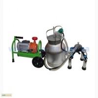 Доильный аппарат для коров Буренка 1 макси 1500 об/мин с блоком защиты