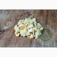 Сушеный чеснок, чесночные слайсы, гранулы, порошок - компания ecoltava